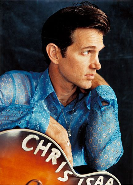 Chris Isaak is a hell of a musician
