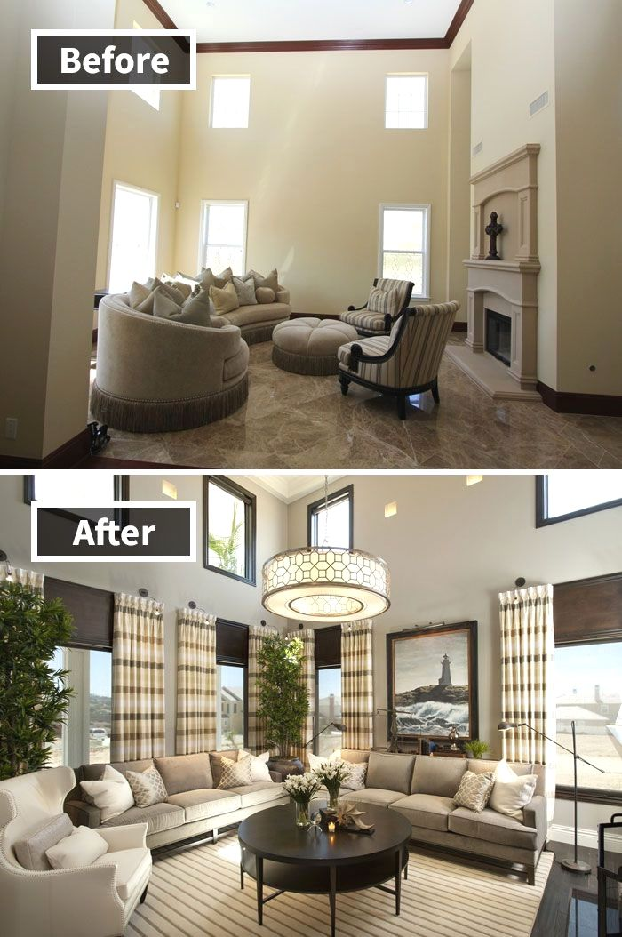 Family Farmhouse High Ceiling Living Room Living Room Remodel Quality Living Room Furniture