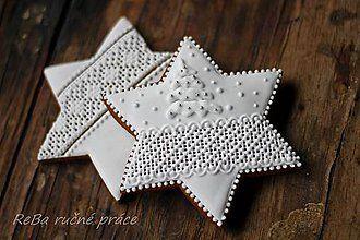 Dekorácie - Hviezdy - 6116607_