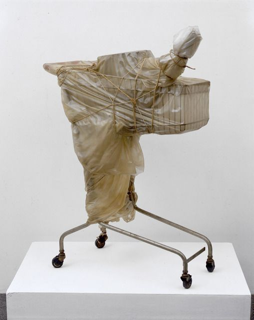 Christo, 'Packed Supermarket Cart,' 1963, Annely Juda Fine Art