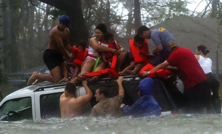 Hurricane Katrina pictures