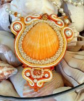 French Mermaid Collection : Hand Embroidered Soutache Jewelry http://www.frenchmermaid.blogspot.com