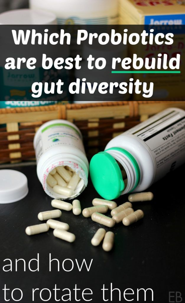 Which Probiotics to Rebuild Gut Diversity and how to rotate them