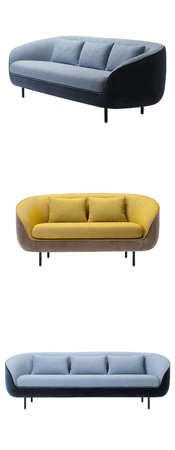 Great GamFratesi Haiku Low Sofa. Contemporary ... Great Ideas