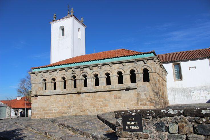 Historic building next to Braganca Castle