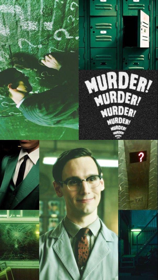 #Gotham - #EdwardNygma