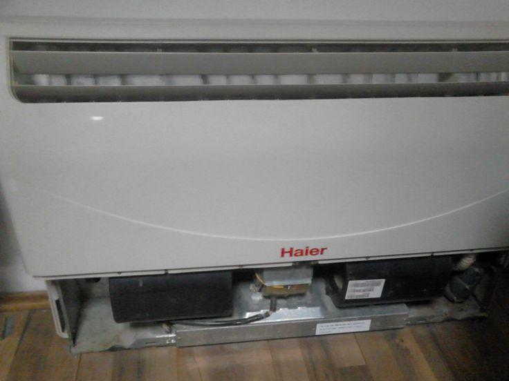 Curatare si igienizare aparat aer conditionat Haier 18000 Btu - Tip Podea  Pret : 140 Lei