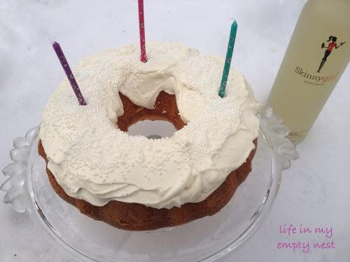 life in my empty nest: Skinny Girl Margarita Cake