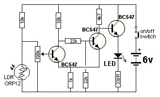 Schmitt Trigger (1 - 200 Transistor Circuits) One way to convert a analog signal to a digital one, with some noise reduction to.
