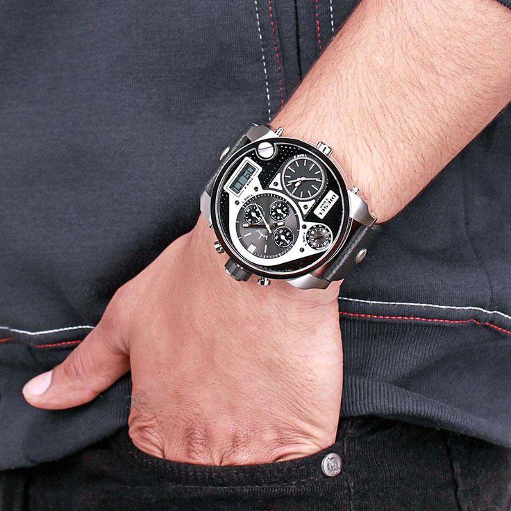 DZ7125 Diesel watches #Diesel #Watches #menswear #Analog #Quartz #wristwatch