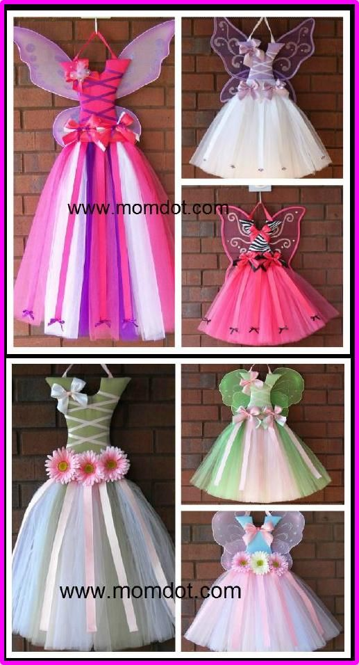 "How to make a Tutu Hairbow Holder  Free Step by Step Tutorial •glue gun/hot glue •scissors •fray check •3/4 yd fabric (Cotton or flannel works best)  •1/2 yd batting  •1/3 yd felt or 9x12"" square felt (they come precut)  •6 yds tulle  •1 1/2 double faced satin ribbon, approx 1 yd  •1/8 inch roll of ribbon (you can buy in a spool for 99 cent)  •3/4 inch sturdy gross grain- 3 yards  •cardboard box or foam board  •straight razor  •embellishments: bows, flowers, spray glitter, rhinestones, etc."