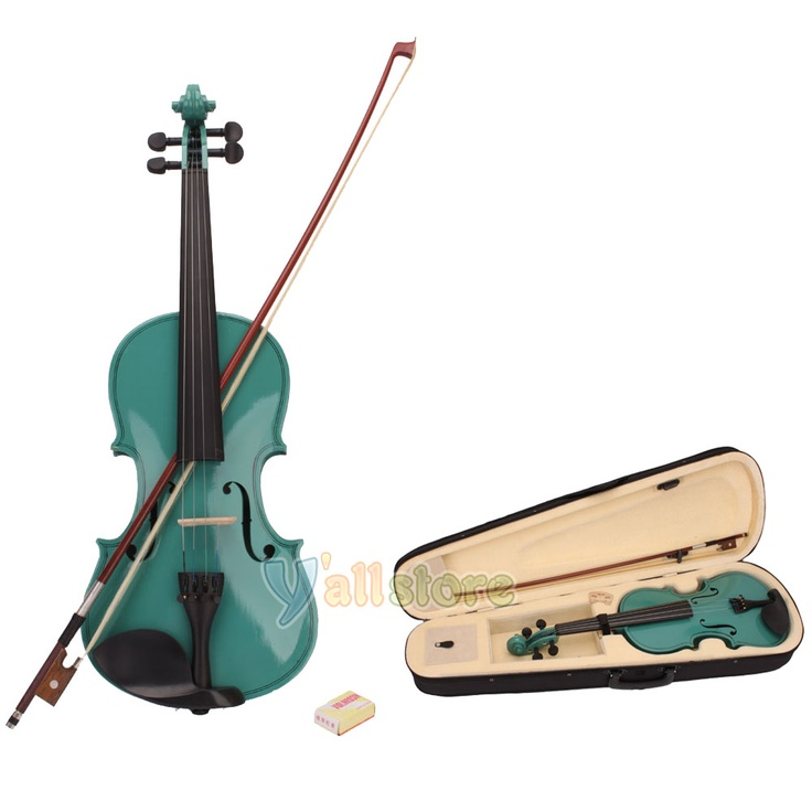 emerald violin