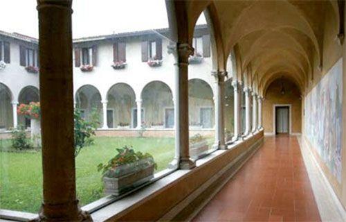 Casa di accoglienza IL CARMINE a San Felice del Benaco (Brescia)