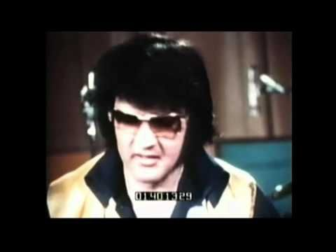 Elvis Presley - Burning Love (Video) | With The Royal Philharmonic Orchestra - YouTube