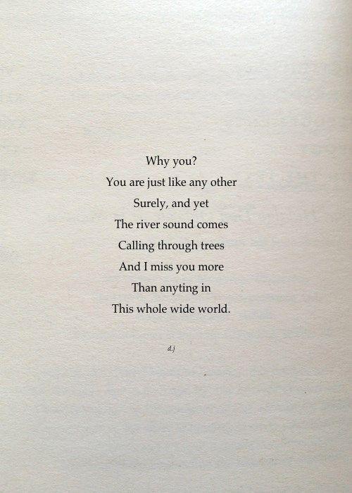 Beautiful poetry by David Jones