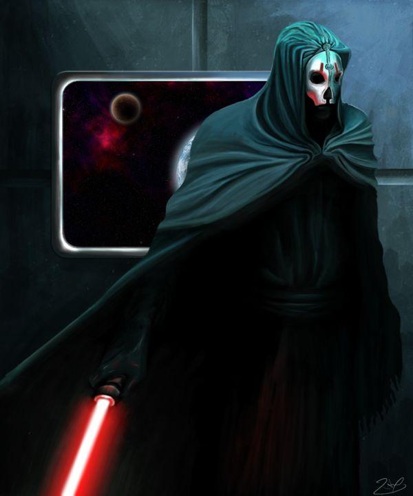 SW : Dark Nihilus by aca985.deviantart.com on @deviantART