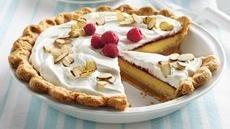 ... Cream Pie with Almond Crust | Recipe | Cream Pies, Lemon Cream Pies