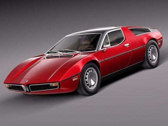 Maserati Bora 1971                                                       …