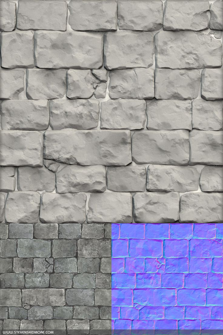 Unfinished brick wall texture for creating environment texture maps - Bricksidewalk Tilinggame Artenvironmenttexture