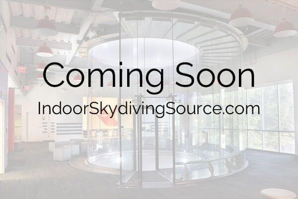 Indoor skydiving ...Loudoun VA