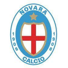 Znalezione obrazy dla zapytania novara calcio logo