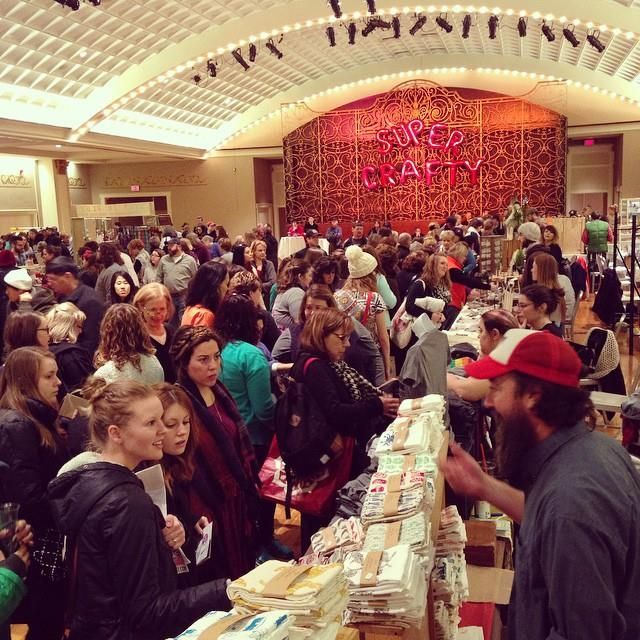 The Best Fall and Holiday Craft Fairs in the USA (2016) | https://popshopamerica.com/blog/the-best-fall-holiday-craft-fairs-in-the-usa-2016/