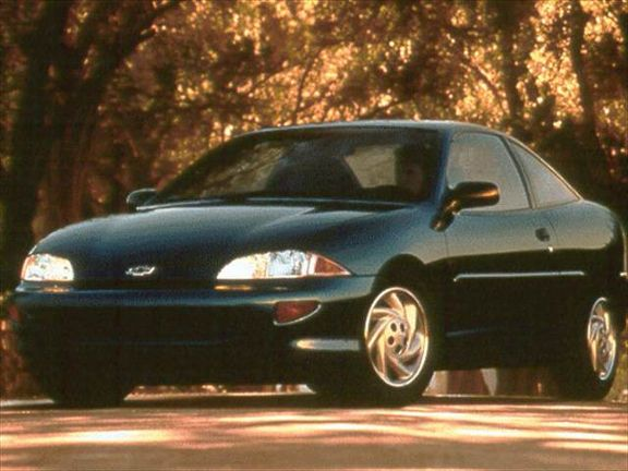 1999 Chevrolet Cavalier Coupe 2D Used Car Prices - Kelley Blue Book