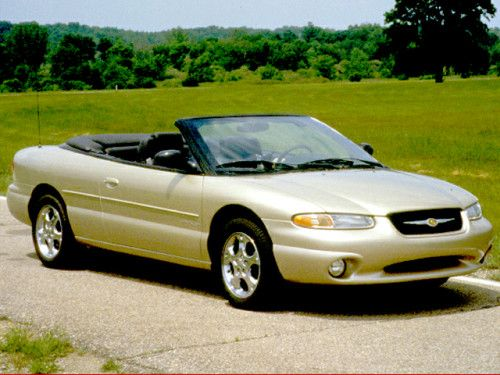 10 best my mercedes images on pinterest chrysler sebring motors image result for 1999 chrysler sebring chrysler sebringconvertible fandeluxe Image collections