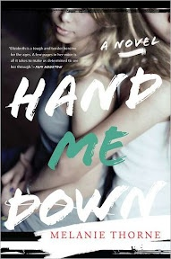 #S. Krishna's Books #Hand Me Down #Melanie Thorne #YA Crossover book