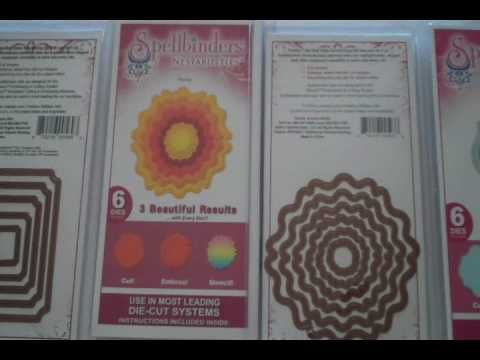 Spellbinders Dies - How to Differentiate Between ALL Spellbinders Dies - bjl