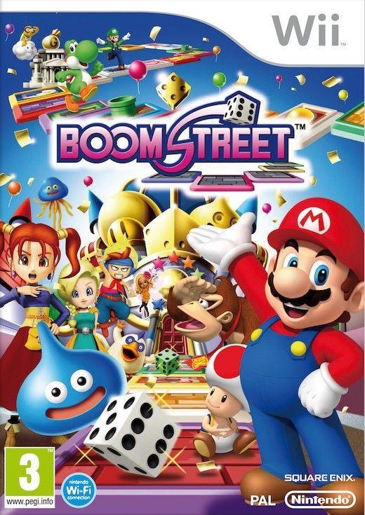 Boom Street lijkt op Monopoly; koop huizen, bouw hotels en wordt de rijkste speler!