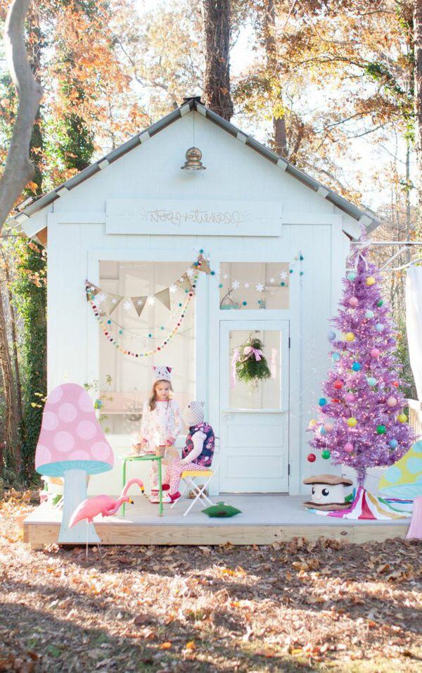 oltre 1000 idee su kinder gartenhaus su pinterest. Black Bedroom Furniture Sets. Home Design Ideas