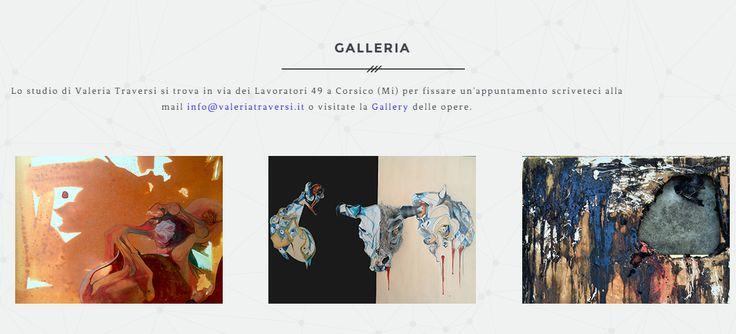 Ora online la gallery di tutti i lavori di Valeria Traversi... check it out!!! http://bit.ly/1HiHM1m #art #newart #feelings #emotion #colours #contemporary #loveart #gallery