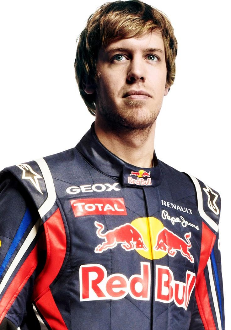Sebastian Vettel <3
