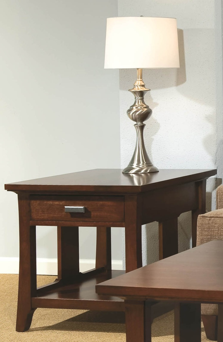 Westwood Drawer End Table Living Room Tables Pinterest Drawers Solid Wood And Wood End Tables