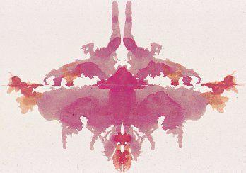 Como Fazer Lindos Cartões no Estilo Teste de Rorschach
