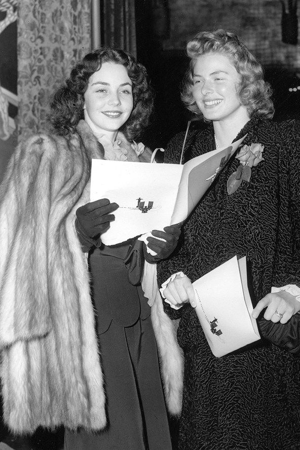 1944 год, Дженнифер Джонс