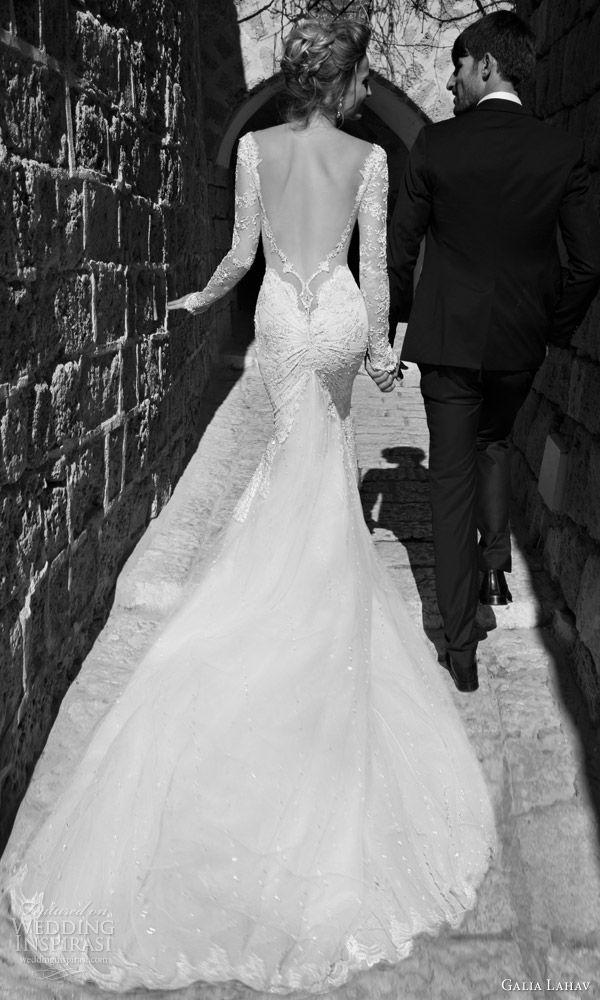 Galia Lahav Spring 2015 Wedding Dresses — La Dolce Vita Bridal Collection Part 2   Wedding Inspirasi