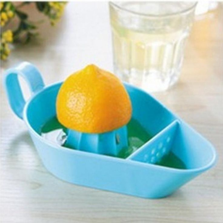 Novelty Design Practical Kitchen Tool Healthy ABS Manual Juicer Orange Lemon Squeezers Fruit Juice Maker Kitchen Accessories //Price: $9.95 & FREE Shipping //