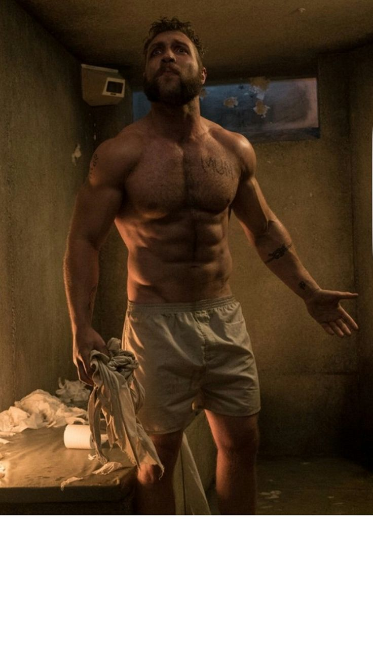 Jai Courtney - Oh, my!
