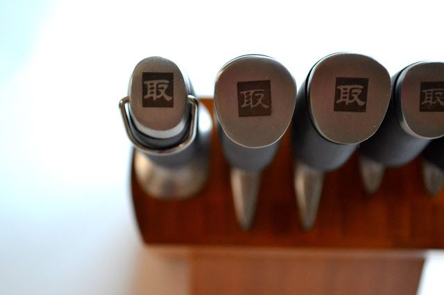 GIVEAWAY: Kuraidori Knife Set