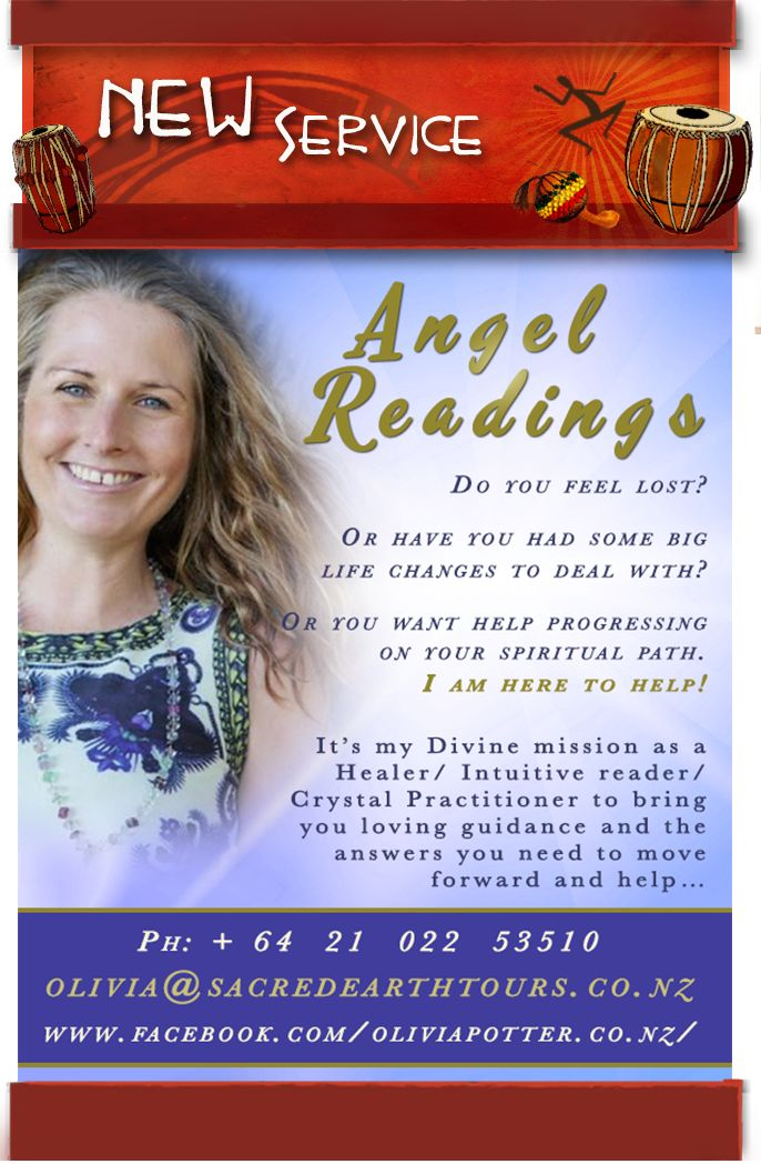 Is it time for an  Angel Reading with Olivia? Find out more . . DrumRoll ... and the beat goes out ...  Issue 80 sent Wed 21st June. http://conta.cc/2sNC4G0 #DrumRoll #DrumRollPromotions #NewZealand #wellbeing #connection #community #advertising #promote  #AngelReading #Olivia