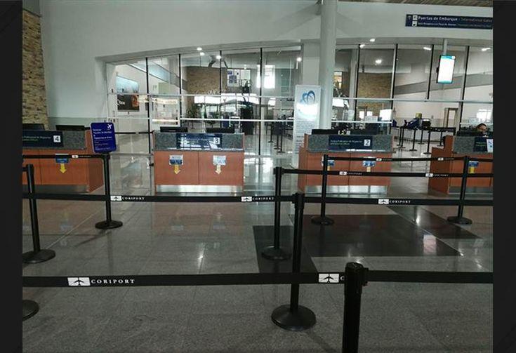 #kevelair Migración amplía en los aeropuertos internacionales ventanillas ... - Teletica #kevelairamerica