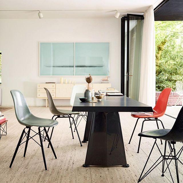 Misterdesign Misterdesignnl Instagram Foto S En Video S Eames Fiberglass Chair Eames Plastic Chair Side Chairs