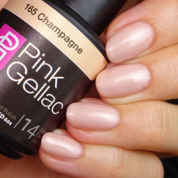 Pink Gellac kleur 165
