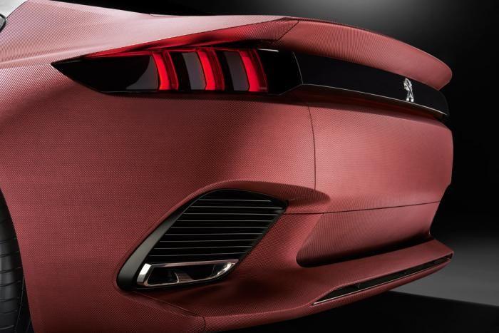 Peugeot Exalt concept car revealed - pictures | 13 | Auto Express
