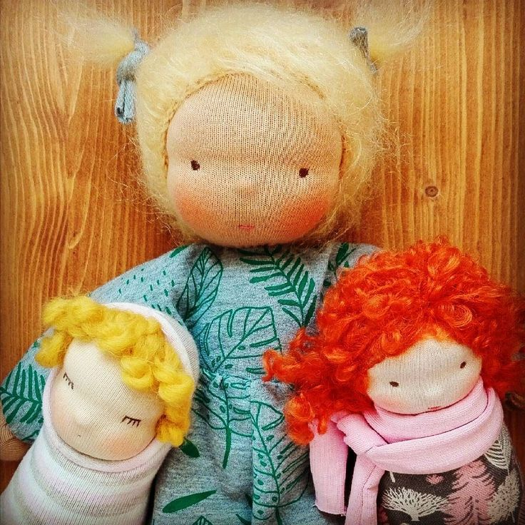 Custom order - on the way to Cyprus. <3  #waldorfdoll #waldorfinspired #waldorfmom #instadoll #doll #ragdoll #naronka #naturaltoy #elfdoll