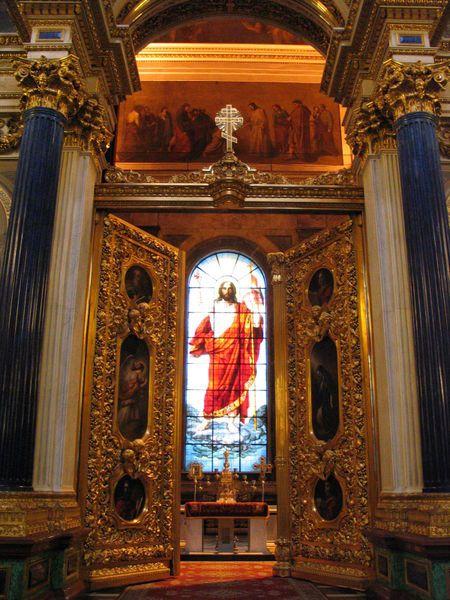 St. Isaacs, St. Petersburg.