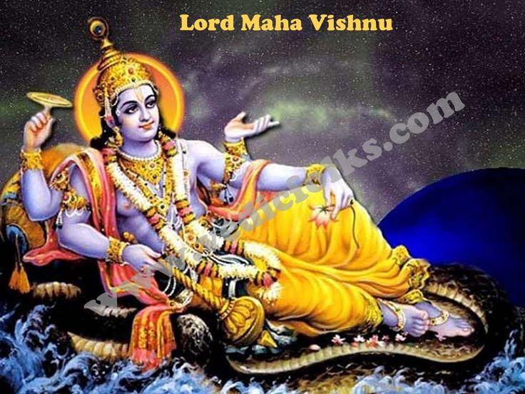 Lord Maha Vishnu Mantra