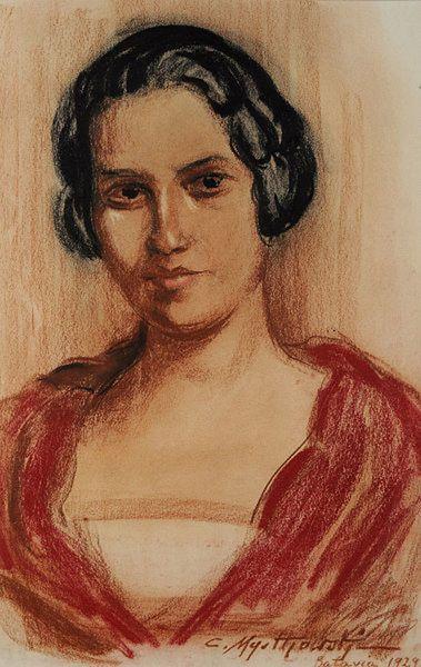Czeslaw Mystkowski - Nyonya merah (1929)